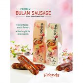 Asian Specialty - Chinese Sausage - Maotai and XO 01