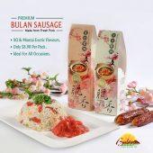 Bulan Chinese Sausage XO & MT