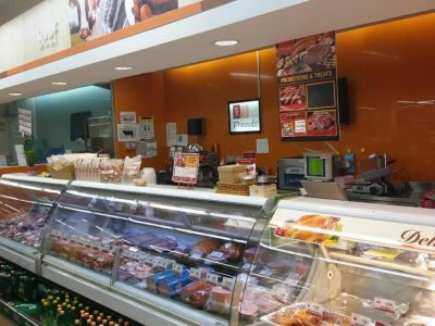 Deli counter at Hougang St 21