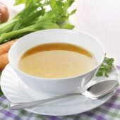 RTE Soup - Old Fowl Chicken Soup